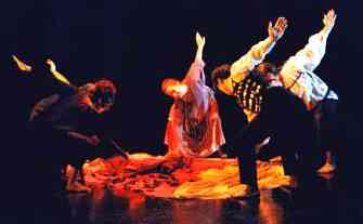 aboriginal dance project
