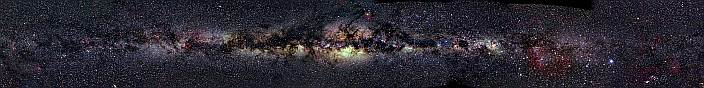 Our Home Galaxy: Milky Way