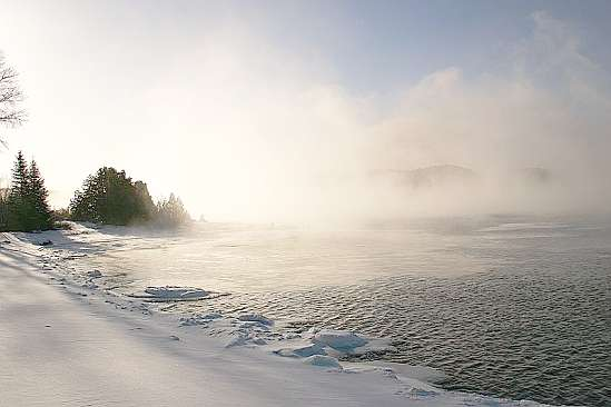 Temagami Winter