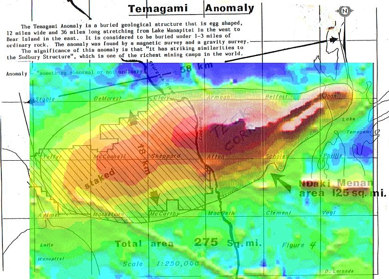 Temagami Magnetic Anomaly